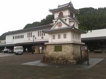 人吉風景 人吉駅