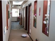*1階廊下