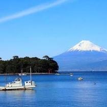 富士山/駿河湾