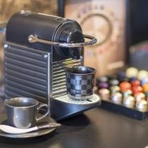 「ネスプレッソ」コーヒーマシン