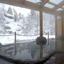 桂の湯(女性)冬