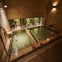 高濃度人工炭酸泉&健康イオン水浴場1