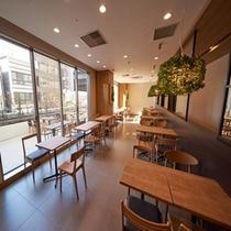 Green cafeスペース