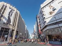 *新宿三丁目周辺*(近隣施設)