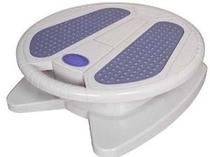 肩こり・腰痛に縦揺れ振動マシン