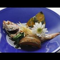 季節の煮魚一例