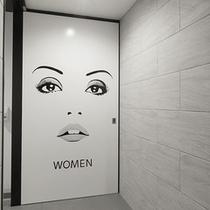 【大浴場】女性入口
