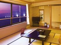 【和室】夜の風景