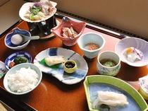 【朝食の一例】和食膳
