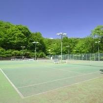 ★テニスコート