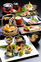 秋懐石料理