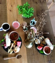 breakfast at somas