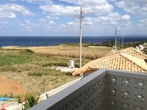 SKY GARDEN ROOM 北側バルコニーからの眺め