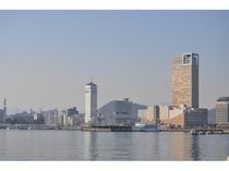 港からの写真