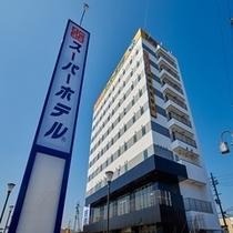 スーパーホテル滋賀・草津外観②