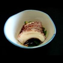 料理一例★タコ