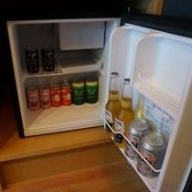 冷蔵庫フリードリンクサービス