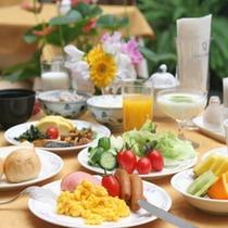 朝食◆6:45〜9:00◆