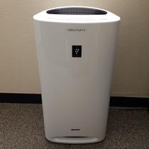 加湿空気清浄機◆プラズマクラスター 全室完備