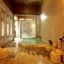 24時間いつでも入れますので、旅のスタイルに合わせて温泉を堪能!
