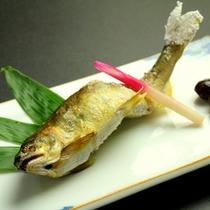 【お料理一例/夕食】出来たての美味しさを召し上がって頂く事を大切にしております。