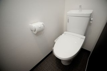 ダブルルーム トイレ