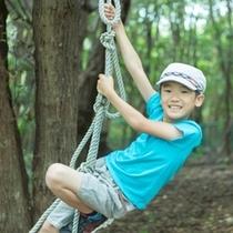 【秋】free tree ~森の秘密基地で遊ぼう~ ※有料