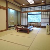 *【和室12畳】8~12畳の和室客室をご予約人数に合わせてご用意いたします
