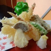 *ご夕食一例:天ぷら