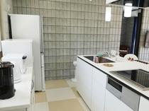 【キッチン】広いスペースで自炊にぴったり!料理が楽しくなります♪