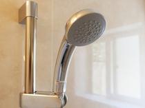 【シャワー】一日の疲れをスッキリと洗い流してください♪