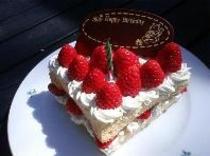 特別な日にケーキはいかがですか?