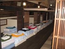 2階合宿宿泊例