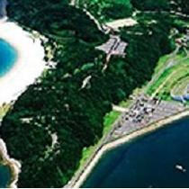 御立岬公園(当ホテルより車で20分)