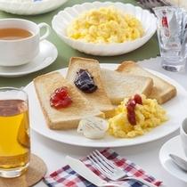 宿泊者は無料(朝食イメージ)