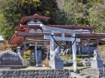 【鵜鳥神社】遠野で恋愛成就のパワースポットとして人気がある卯子酉神社の本家本元です。
