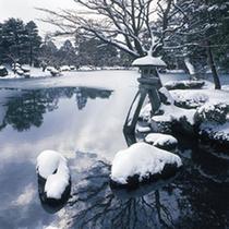 兼六園 冬