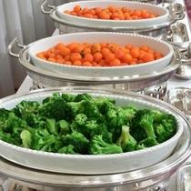 【美味ブッフェ】*野菜