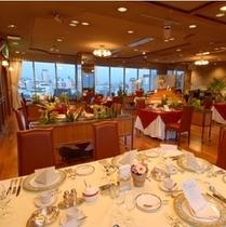 【レストラン】フランス料理「オーロラ」:本館8階