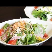 地野菜サラダ★