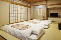 ■和室ご就寝スタイル