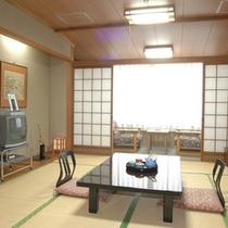 ビジネスプラン客室の一例