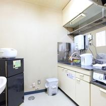 *客室一例/全室ミニキッチン完備!食材を持ち寄ってみんなで料理♪
