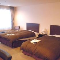 【客室一例】31平米の広々としたお部屋