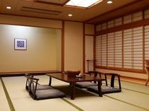 和室大部屋の一例