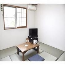 ★206号室 展望風呂付の和室 3~4名利用可