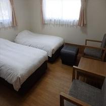 ★101号室 貸し切り風呂目の前の1階のお部屋です