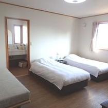★202号室 展望風呂付洋室 海一望のお風呂です