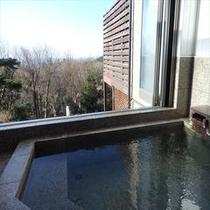 天然温泉展望風呂 24時間貸し切りでお好きなだけご利用できます(無料)