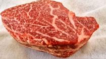 ある日のディナーより「伊豆牛のステーキ」